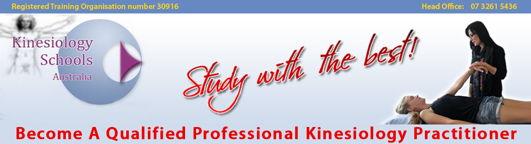 Australia's best accredited kinesiology courses taught by the leaders in Professional Kinesiology Practice, Kinesiology Schools Australia. We aim to make you thee best practitioner possably.